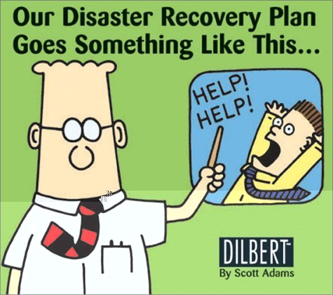 dilbert Data Security